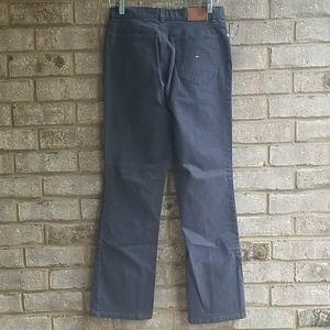 Tommy Hilfiger Pants & Jumpsuits - Tommy Hilfiger Jeans Gray Stretch Sz 4